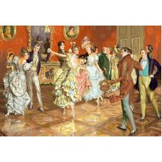 طرح تابلوفرش رقص