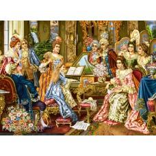 طرح تابلوفرش پیانو زن کوچک نفیس