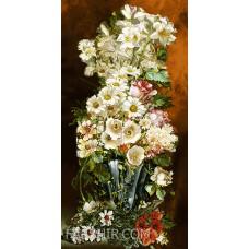 ایران فرش تابلوفرش گلبانگ